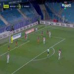 Montpellier 0-2 Monaco - Wissam Ben Yedder 35'