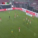 AZ Alkmaar 0-[1] ADO Den Haag | Michiel Kramer 58'