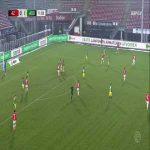 AZ Alkmaar [1]-1 ADO Den Haag | Zakaria Aboukhlal 72'