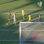 Bologna 1-0 Hellas Verona - Riccardo Orsolini PK 19'