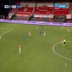 Emmen 0-3 Vitesse - Armando Broja 49'