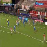Emmen [1]-3 Vitesse - Michael de Leeuw 58'