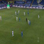 Leeds 0-1 Brighton - Neal Maupay 17'
