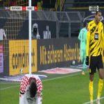 Niakhate's run against Dortmund
