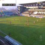 Paços Ferreira 1-0 Braga - Bruno Costa 57'