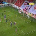 Slavia Praha [2]-1 Sigma Olomouc - Jan Kuchta 39' (Czech First League)