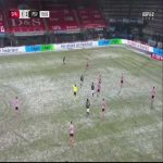 Sparta Rotterdam 1-[4] PSV | P. Max 71'