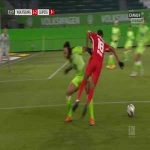 Wolfsburg 2-[2] RB Leipzig - Willi Orbán 54'