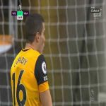 Wolves 2-[3] West Brom - Matheus Pereira PK 56'