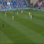 Crotone 3-0 Benevento - Simeon Nwankwo 54'