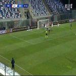 Crotone 4-[1] Benevento - Iago Falque 82'
