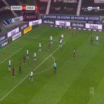 Frankfurt 1-0 Schalke - Andre Silva 28'