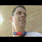 I knew he'd supported Everton as a kid but was surprised to find this interview with a young Jamie Carragher.