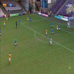 Motherwell [1]-0 Rangers: Devante Cole 20'