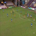 Motherwell 1-[1] Rangers: Cedric Itten 72'
