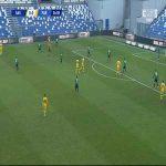 Sassuolo 0-1 Parma - Juraj Kucka 37'
