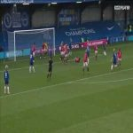 [Women] Chelsea [1] - 0 Manchester United - Pernille Harder 30'