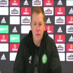 Celtic Manager Neil Lennon's full press conference