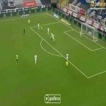 Fenerbahçe 2-0 Ankaragücü | 34' Mbwana Samatta