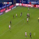 Hamburger SV 1-0 Osnabruck - Sonny Kittel 17'