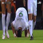 Al Ahli [1] - 0 Abha — Omar Al-Somah 11' —(Saudi Pro League - Round 14)