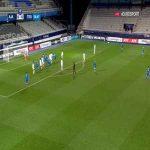 Auxerre 1-0 Troyes - François Bellugou 57'