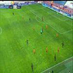 Kayserispor 1-0 Basaksehir - Denis Alibec 42'