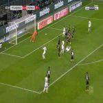 Monchengladbach 1-0 Bremen - Nico Elvedi 66'