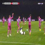 Oliver Baumann (Hoffenheim) penalty save against Hertha Berlin 12'