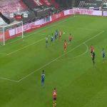 Southampton 1-0 Shrewsbury - Dan N'Lundulu 16'