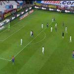 Trabzonspor 1-0 Konyaspor - Anthony Nwakaeme 22'