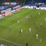 Arminia Bielefeld 1-0 Stuttgart - Fabian Klos 27'