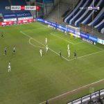 Arminia Bielefeld 2-0 Stuttgart - Marc-Oliver Kempf OG 47'