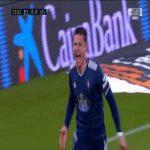 Betis 0-1 Celta Vigo - Santi Mina 15'