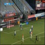 FC Emmen 1-0 Heerenveen - Sergio Pena 44'