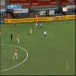 FC Emmen 1-[1] Heerenveen - Benjamin Nygren 72'