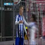FC Emmen 1-[2] Heerenveen - Joey Veerman penalty 90'