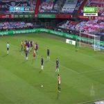 Feyenoord [1]-1 Heracles - Luis Fernando Sinisterra 45'+2'