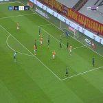 Galatasaray 2-0 Denizlispor - Sofiane Feghouli 17'