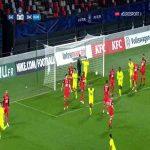 Guingamp 0-1 Caen - Jessy Deminguet 45'