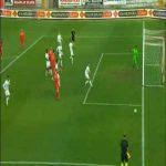 Hatayspor 0-2 Yeni Malatyaspor - Adem Buyuk penalty 77'