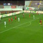 Hatayspor [1]-2 Yeni Malatyaspor - Aaron Boupendza 87'