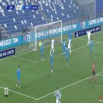 Juventus 1-0 Napoli - Cristiano Ronaldo 64'