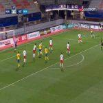 Nancy 0-1 Sochaux - Abdelhamid El Kaoutari OG 60'