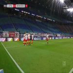 RB Leipzig 1-0 Union Berlin - Emil Forsberg 70'