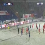 Rizespor 3-0 Gaziantep - Samu penalty 89'
