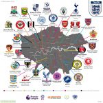 [Updated] Football Map of London