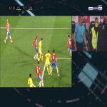 Villarreal [2]-1 Granada - Moi Gomez penalty 65'