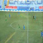 Erzurum BB 1-0 Alanyaspor - Emrah Bassan 31'