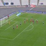 Karagumruk 0-1 Besiktas - Vincent Aboubakar 44'
